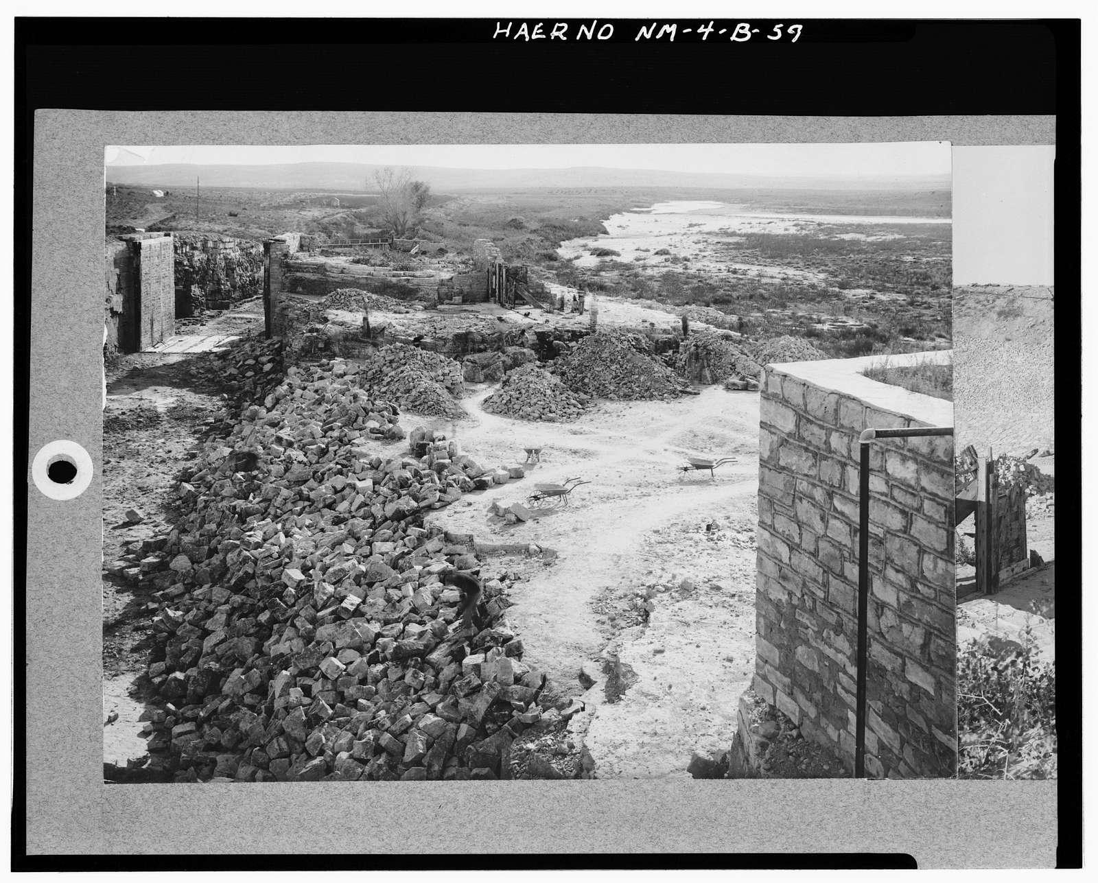 Carlsbad Irrigation District, Avalon Dam, On Pecos River, 4 miles North of Carlsbad, Carlsbad, Eddy County, NM