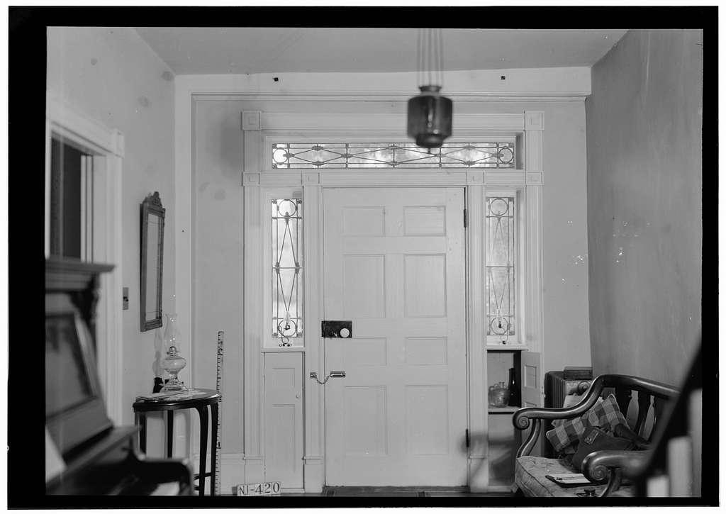 David Baldwin House, 60 Lake Avenue, Midland Park, Bergen County, NJ