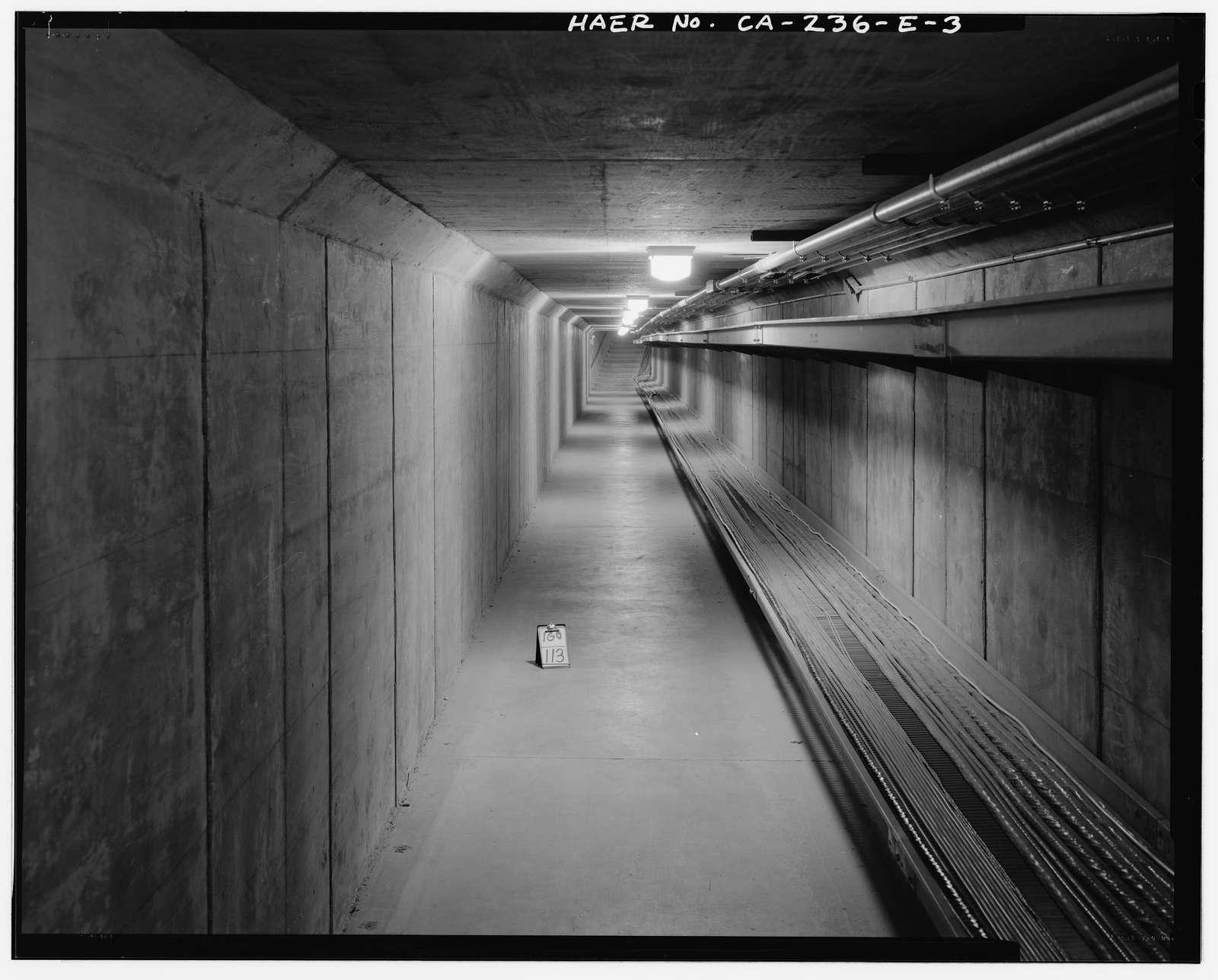 Edwards Air Force Base, Air Force Rocket Propulsion Laboratory, Control Center, Test Area 1-115, near Altair & Saturn Boulevards, Boron, Kern County, CA