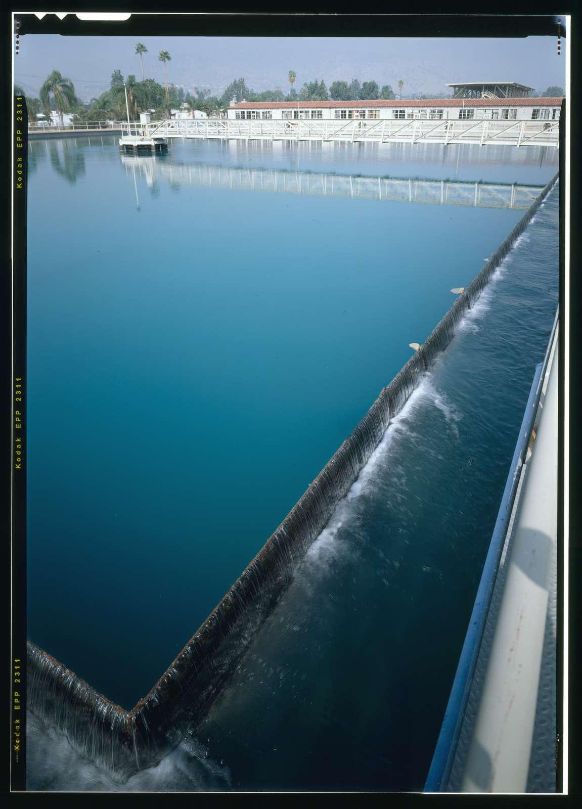 F. E. Weymouth Filtration Plant, 700 North Moreno Avenue, La Verne, Los Angeles County, CA