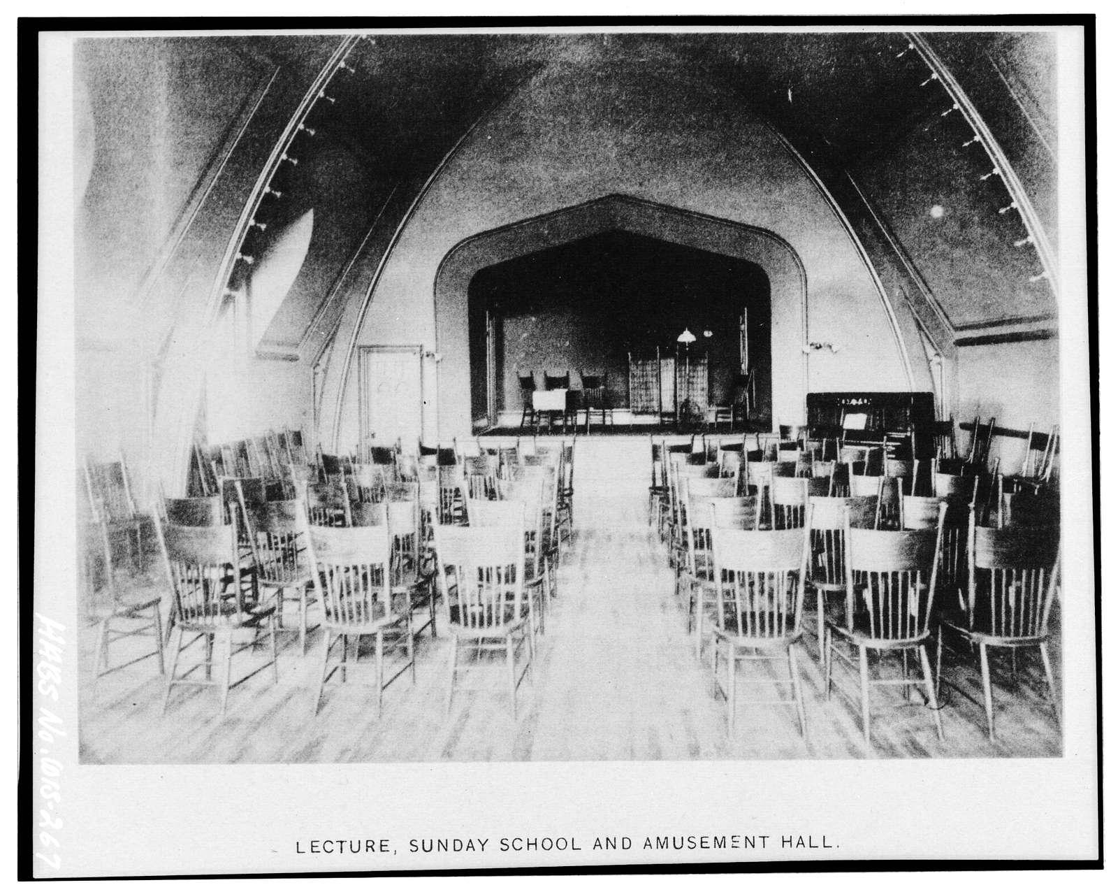 First Unitarian Church, 1009 East Ogden Avenue, Milwaukee, Milwaukee County, WI