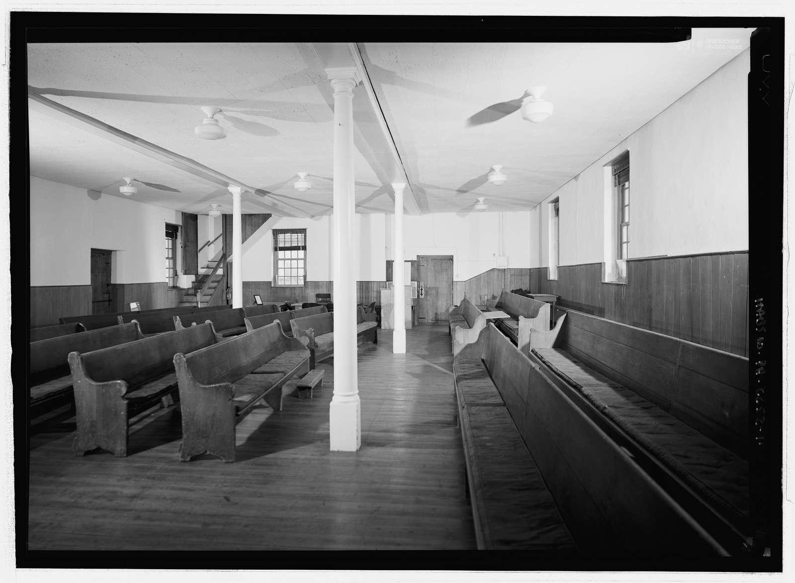 Frankford (Preparative) Friends Meeting House, Corner of Unity & Waln Streets, Philadelphia, Philadelphia County, PA
