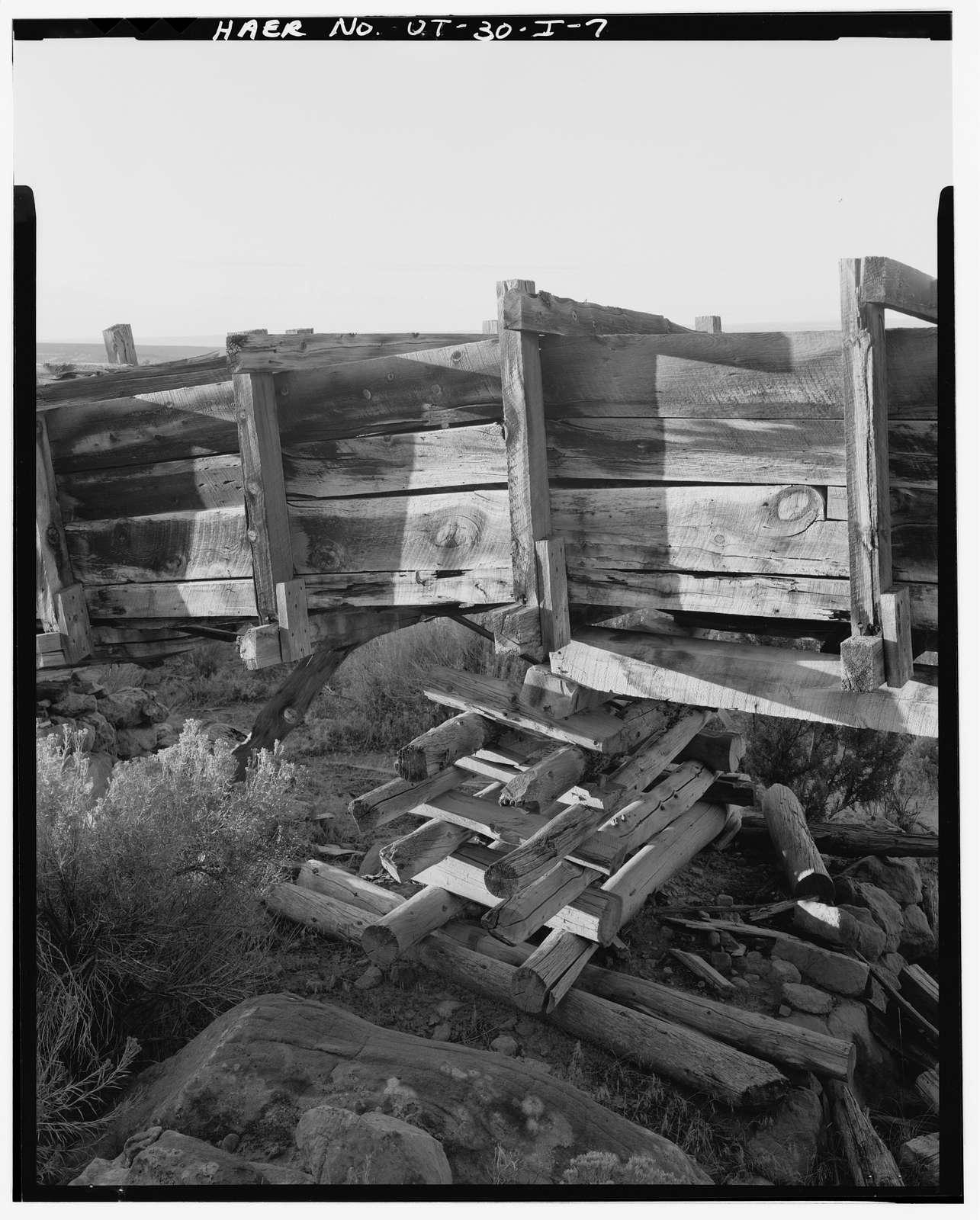 Irrigation Canals in the Uinta Basin, Knight Ditch, Duchesne, Duchesne County, UT