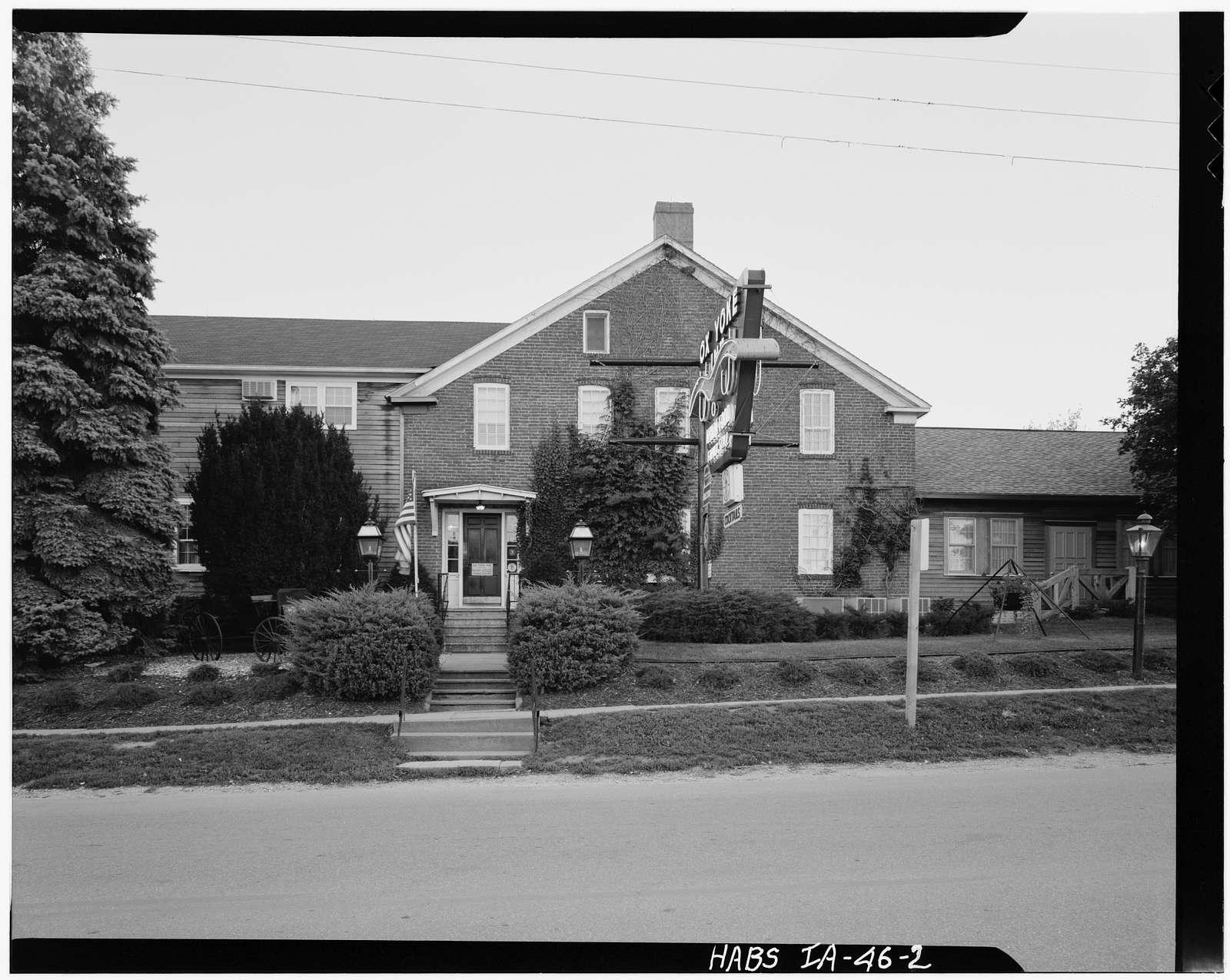 John Haas House, State Route 220, Amana, Iowa County, IA
