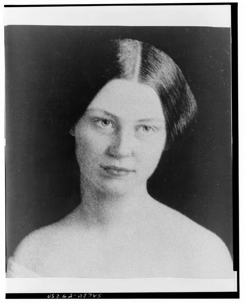 Mary Abigail Fillmore, hostess for President Fillmore at White House
