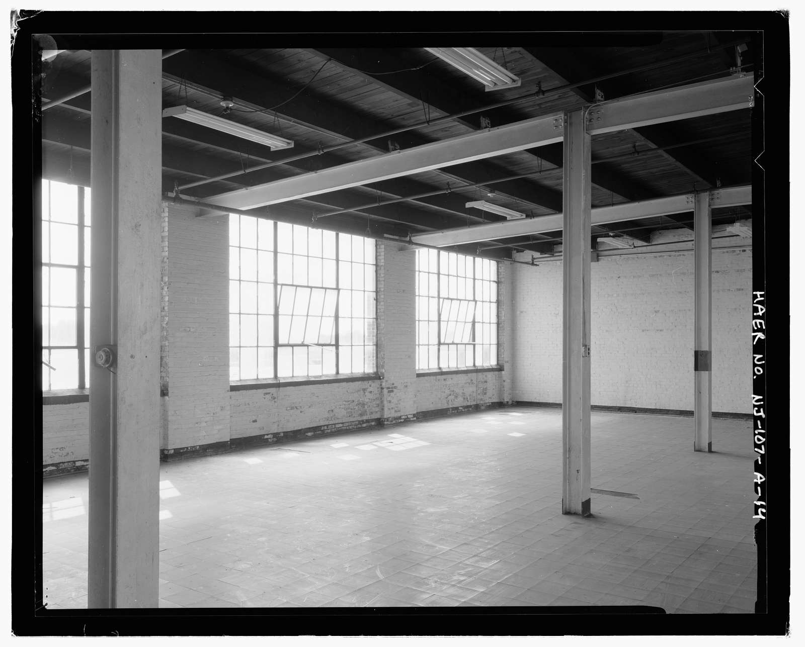 Middlesex Sampling Plant, Process Building, 239 Mountain Avenue, Middlesex, Middlesex County, NJ