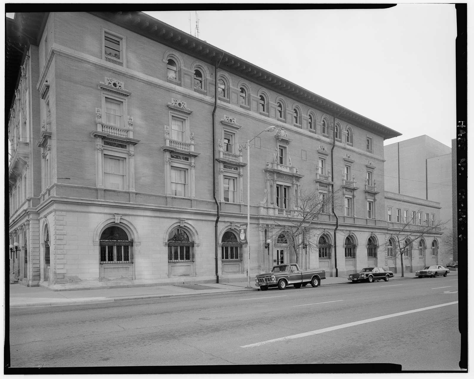 Pueblo Federal Building & Post Office, 421 North Main Street, Pueblo, Pueblo County, CO