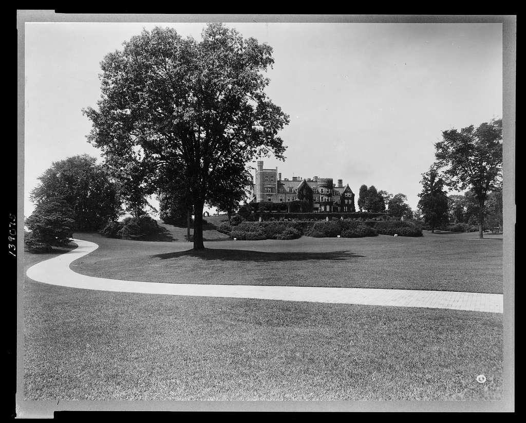 Rockwood Hall, Tarrytown, New York