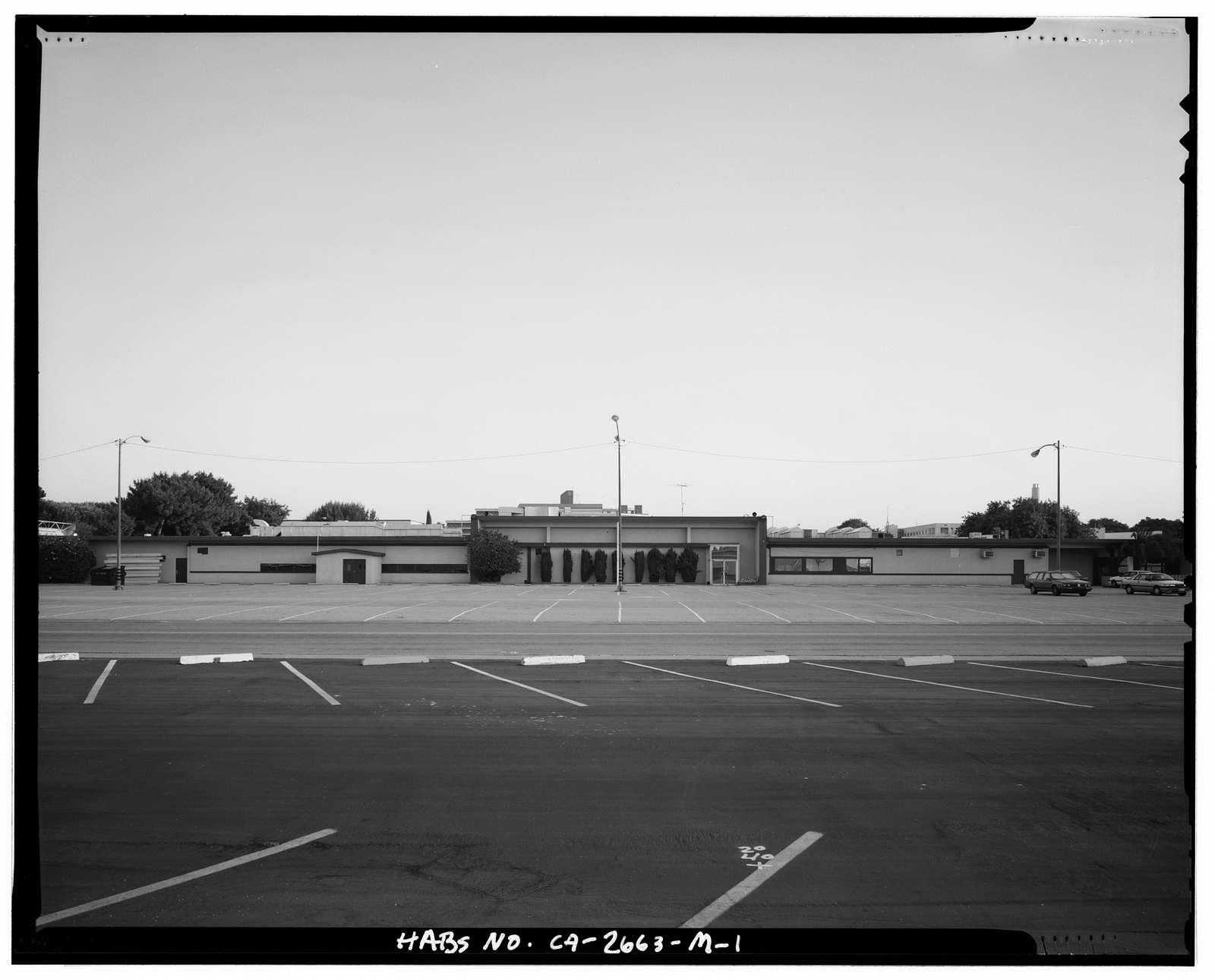 Roosevelt Base, Fleet Landing Building, Bounded by Richardson & Pratt Avenues, Maryland & West Virginia Streets, Long Beach, Los Angeles County, CA