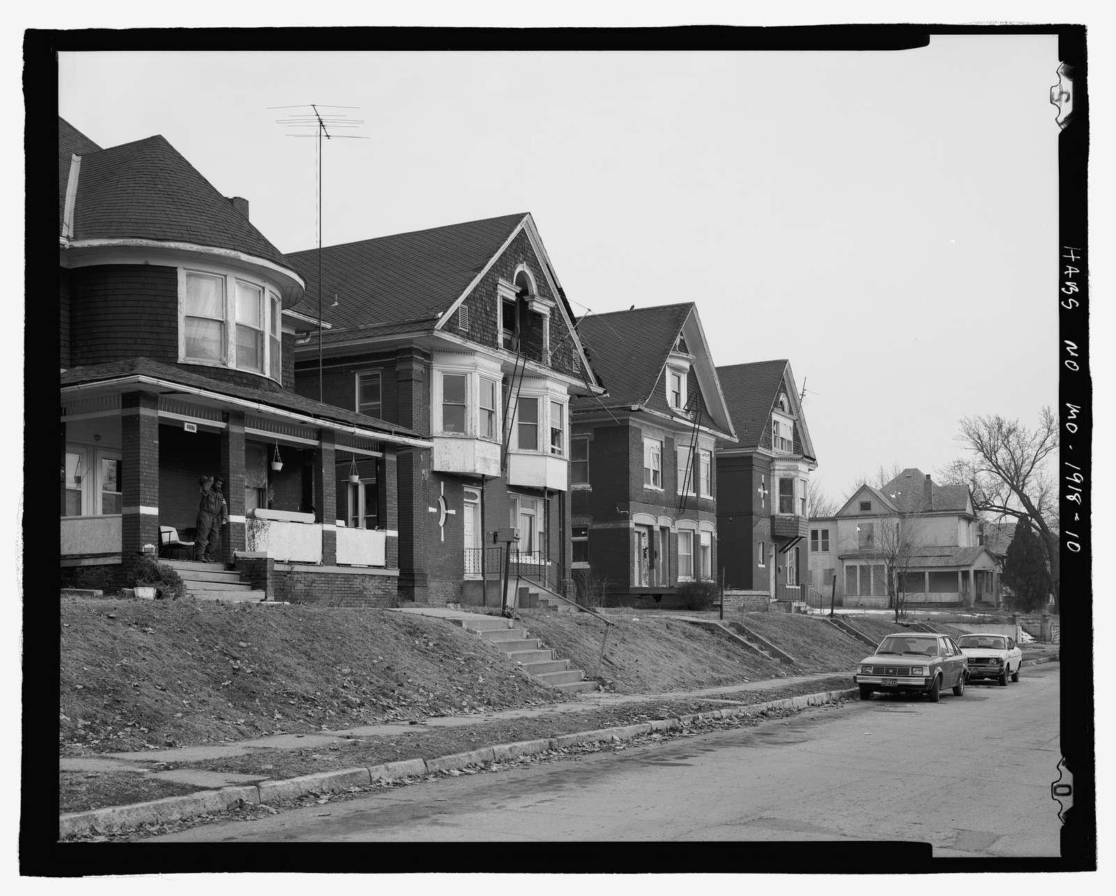 Rufus K. Allen House, 305 South Fifteenth Street, Saint Joseph, Buchanan County, MO