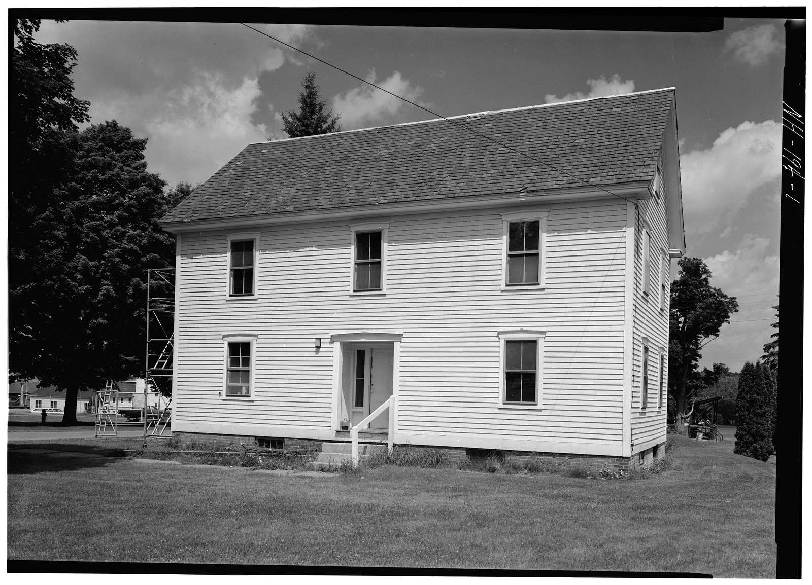 Shaker Ministry's Shop, State Route 4A, Enfield, Grafton County, NH