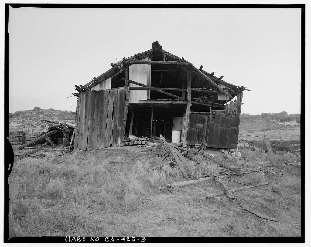 Warner Ranch, Barn-Trading Post, San Felipe Road (State Highway S2), Warner Springs, San Diego County, CA