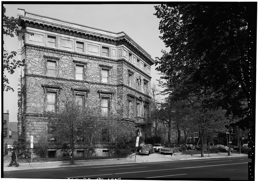 Wilkins House, 1700 Massachusetts Avenue Northwest, Washington, District of Columbia, DC
