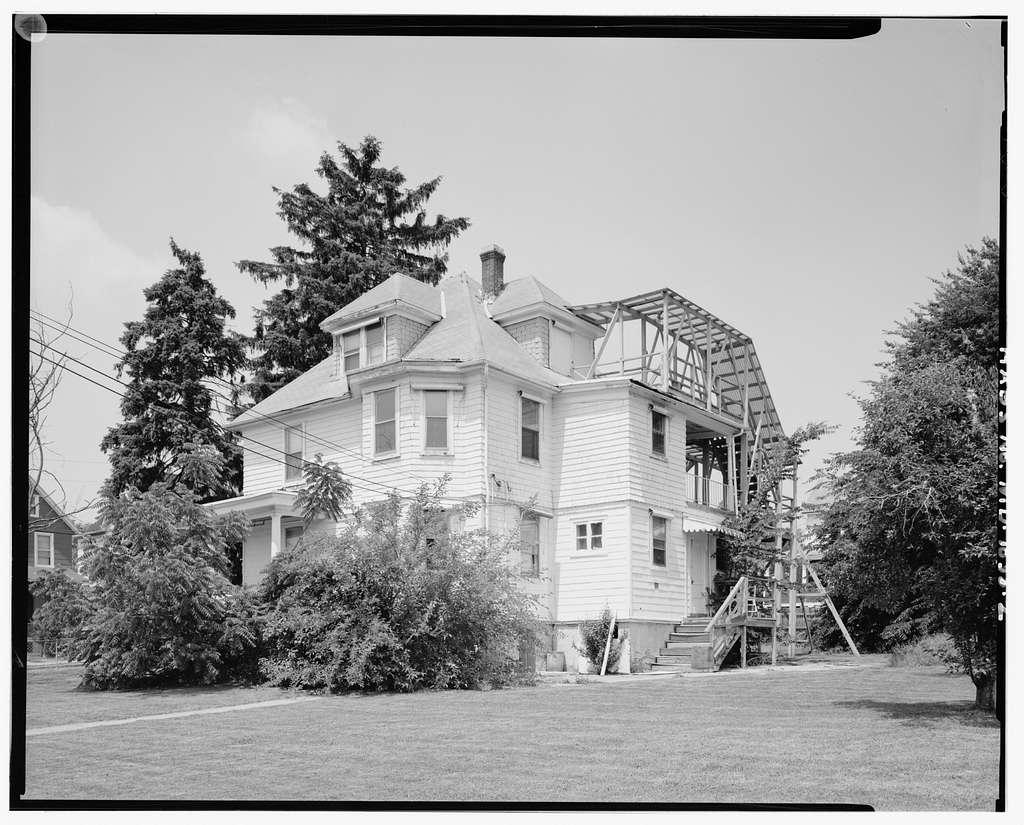 4703 Hampnett Avenue (House), 4703 Hampnett Avenue, Baltimore, Independent City, MD