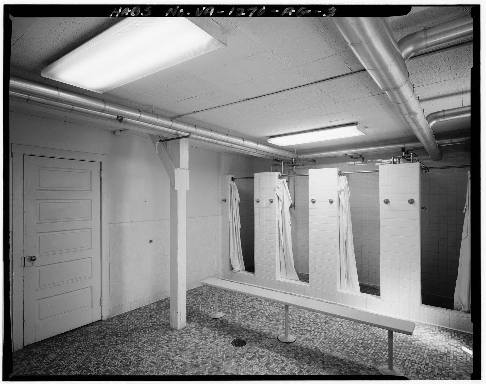 Arlington Hall Station, Building No. 508, 4000 Arlington Boulevard, Arlington, Arlington County, VA