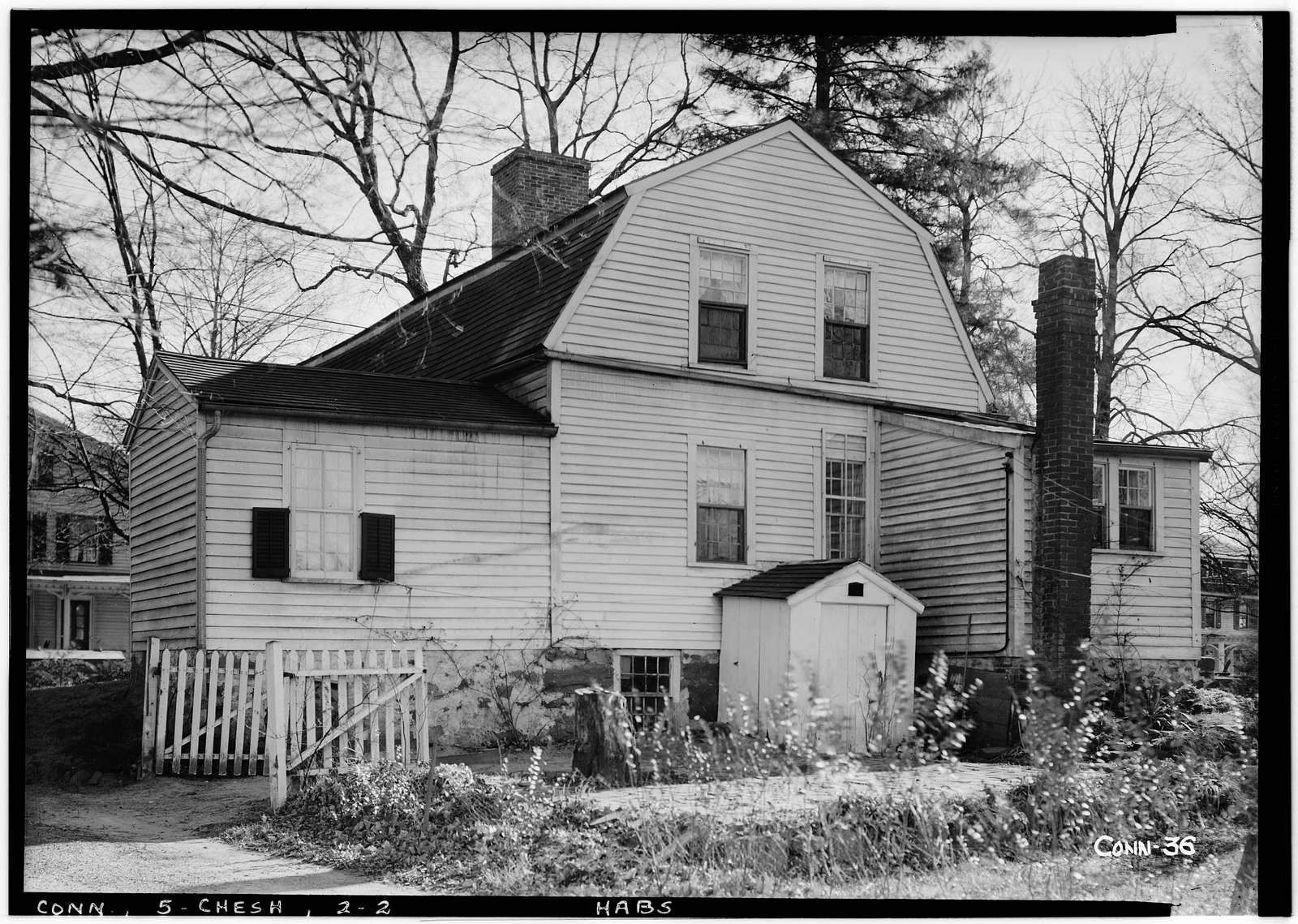 Azabah Field House, Main Street, Cheshire, New Haven County, CT