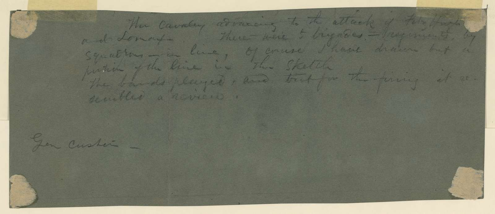 Battle of Winchester Sept 19 [?]