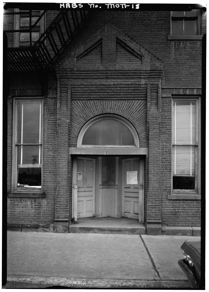 City Hall & Opera House, Rouse Avenue & East Main Street, Bozeman, Gallatin County, MT