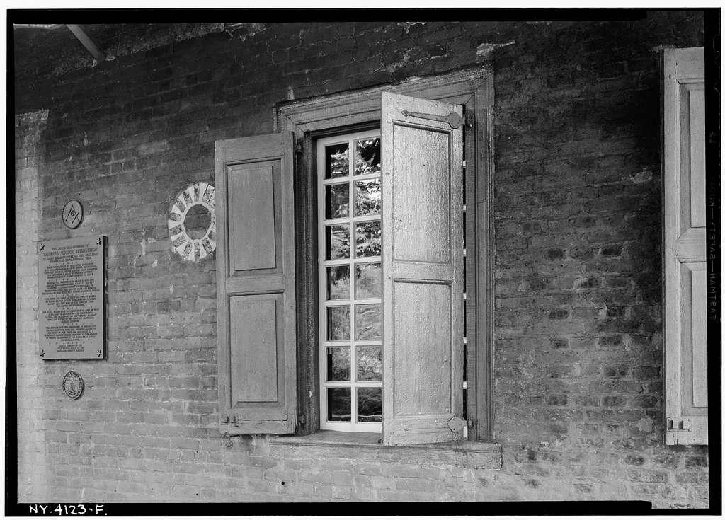 De Windt House, Livingston Avenue & Oak Tree Road, Tappan, Rockland County, NY