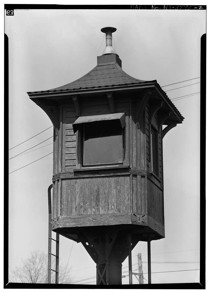 Delaware, Lackawana & Western Railroad, Crossing Guard House, Central Avenue at Pendleton Street, Cortland, Cortland County, NY