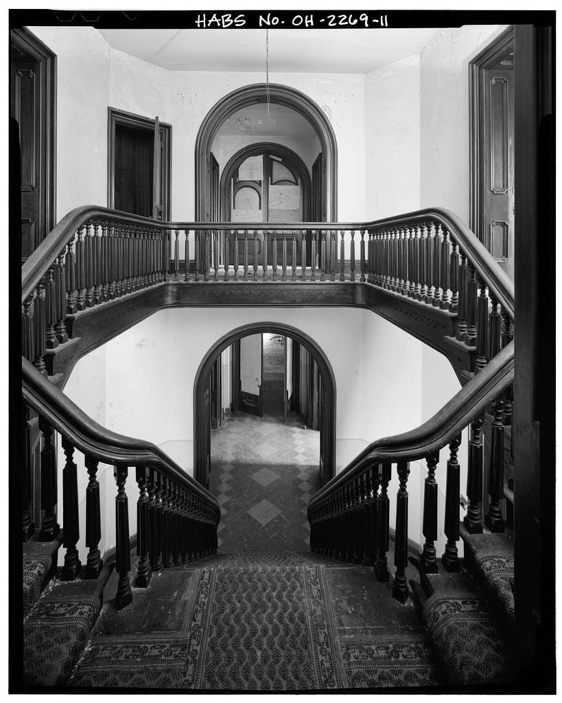 Dimon Sturges House, 114 Park Avenue West, Mansfield, Richland County, OH