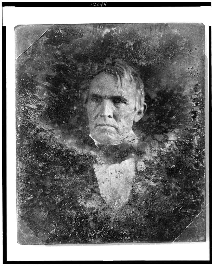 [John J. Crittendon, head-and-shoulders portrait, facing front]