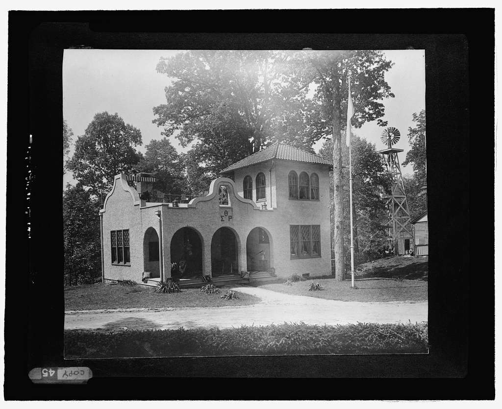 National Park Seminary, Indian Mission, 2790 Linden Lane, Silver Spring, Montgomery County, MD