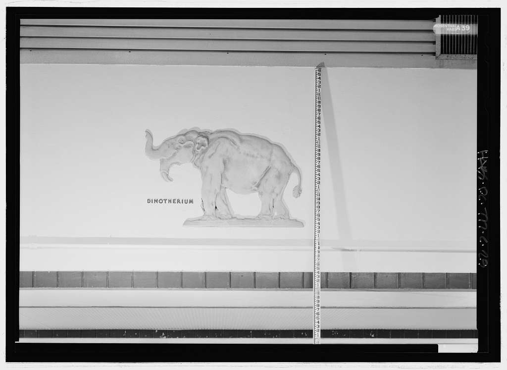 National Zoological Park, Elephant House, 3001 Connecticut Avenue NW, Washington, District of Columbia, DC