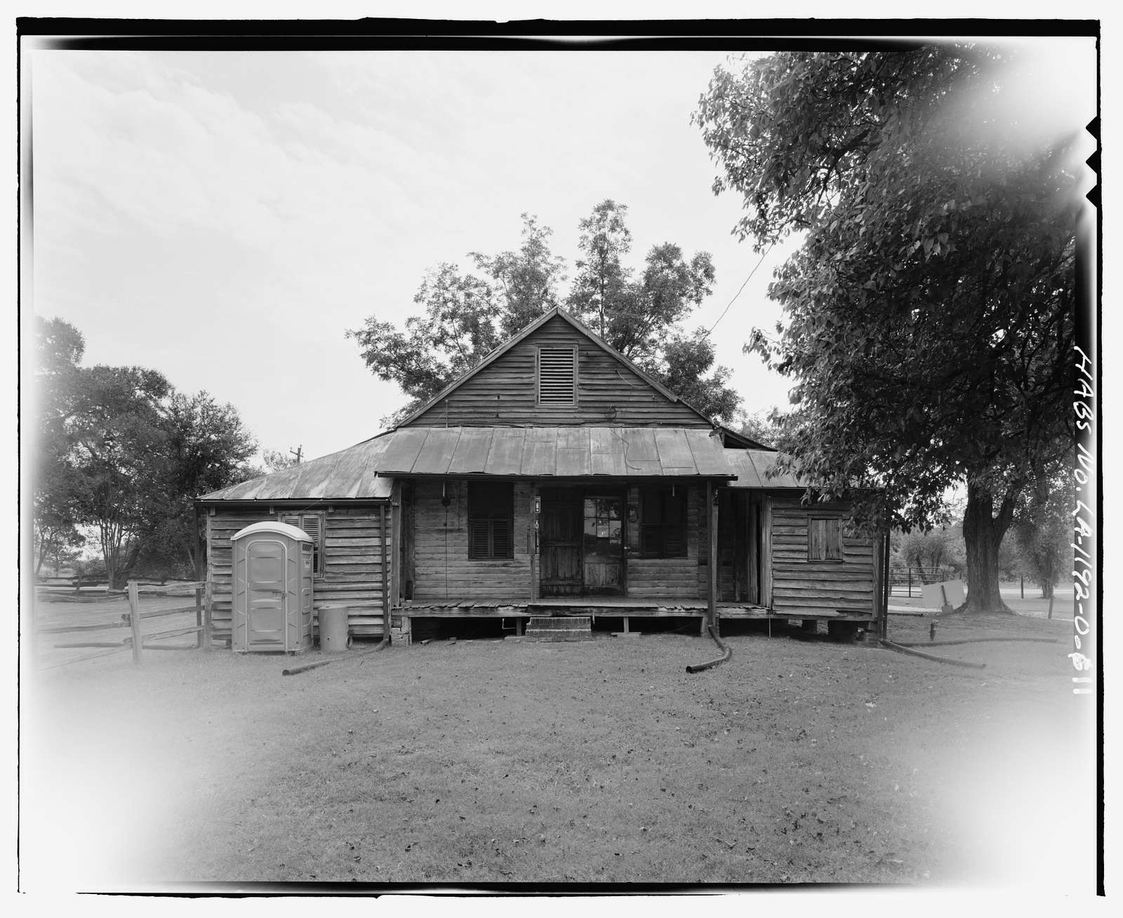 Oakland Plantation, Plantation Store & Post Office, Route 494, Bermuda, Natchitoches Parish, LA