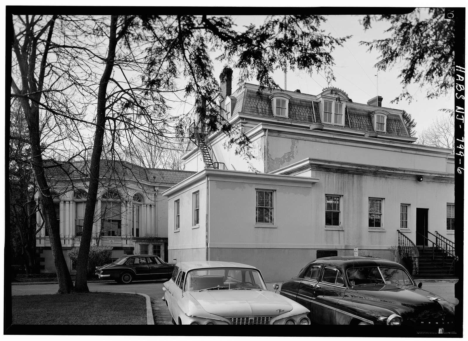 Princeton University, Borough Hall, 50 Stockton Street, Princeton, Mercer County, NJ