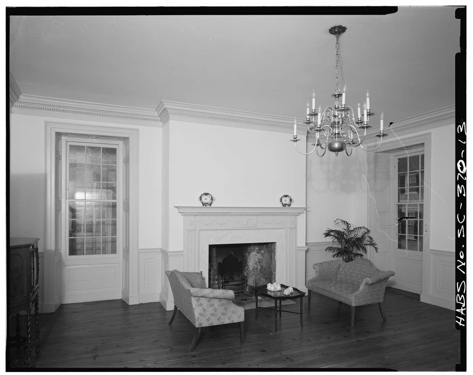 Robert Brewton House, 71 Church Street, Charleston, Charleston County, SC