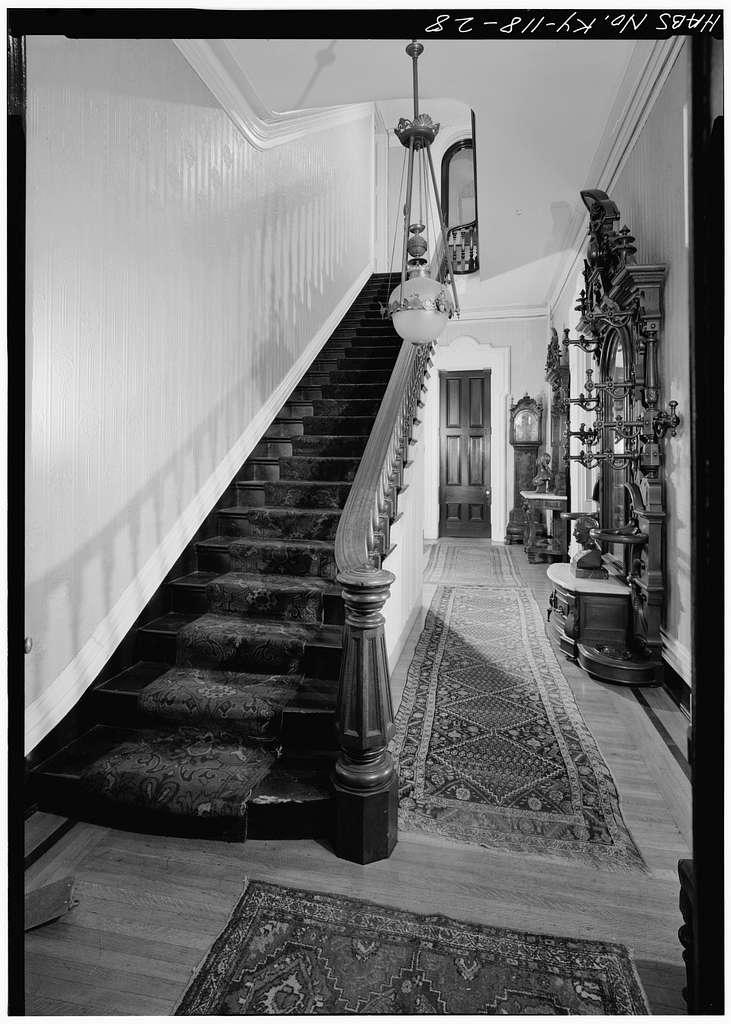 Ronald-Brennan House, 631 South Fifth Street, Louisville, Jefferson County, KY