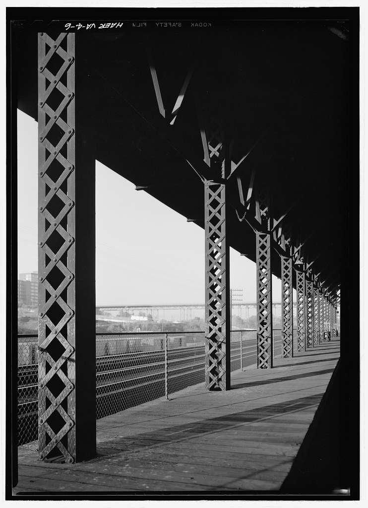 Union Station Trainshed, Main Street, Richmond, Independent City, VA