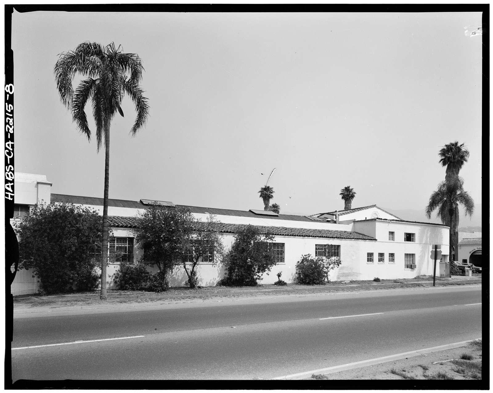 V.E. Wood Auto Building, 315 State Street, Santa Barbara, Santa Barbara County, CA