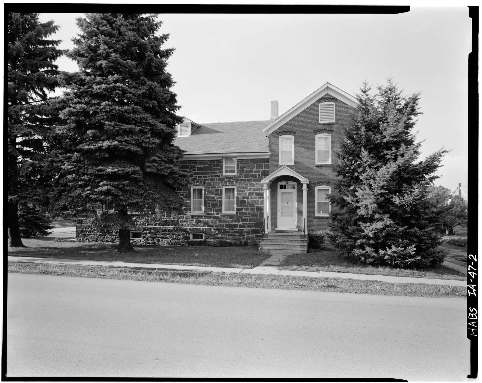 W. F. Moershal House, State Route 220, Amana, Iowa County, IA
