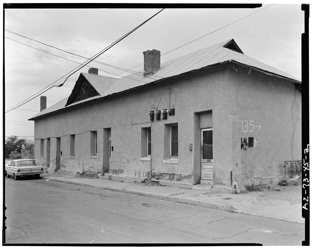 141-147 West Simpson Street (Building), Tucson, Pima County, AZ