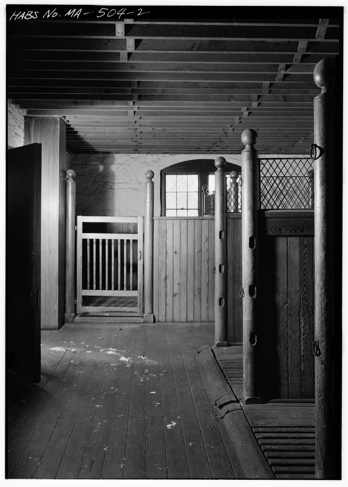 Adams Mansion, Carriagehouse-Stable, 135 Adams Street, Quincy, Norfolk County, MA