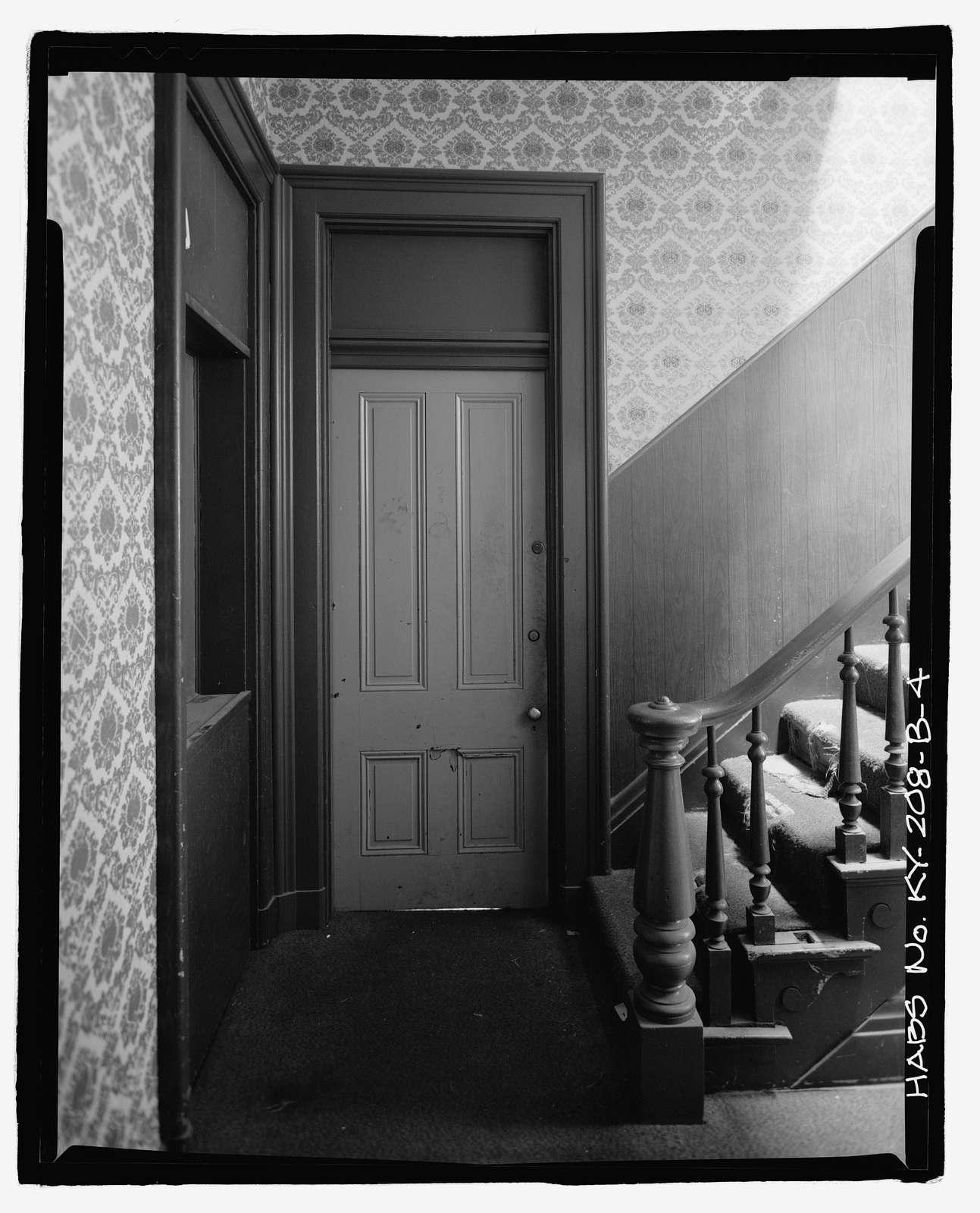Boro Brothers Building, Confectionary & Saloon, 118-120 East Second Street, Covington, Kenton County, KY