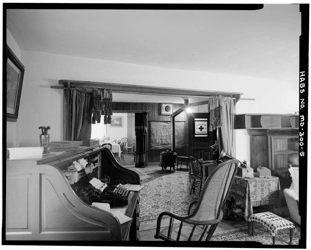 Clara Barton House, 5801 Oxford Road, George Washington Memorial Parkway, Glen Echo, Montgomery County, MD