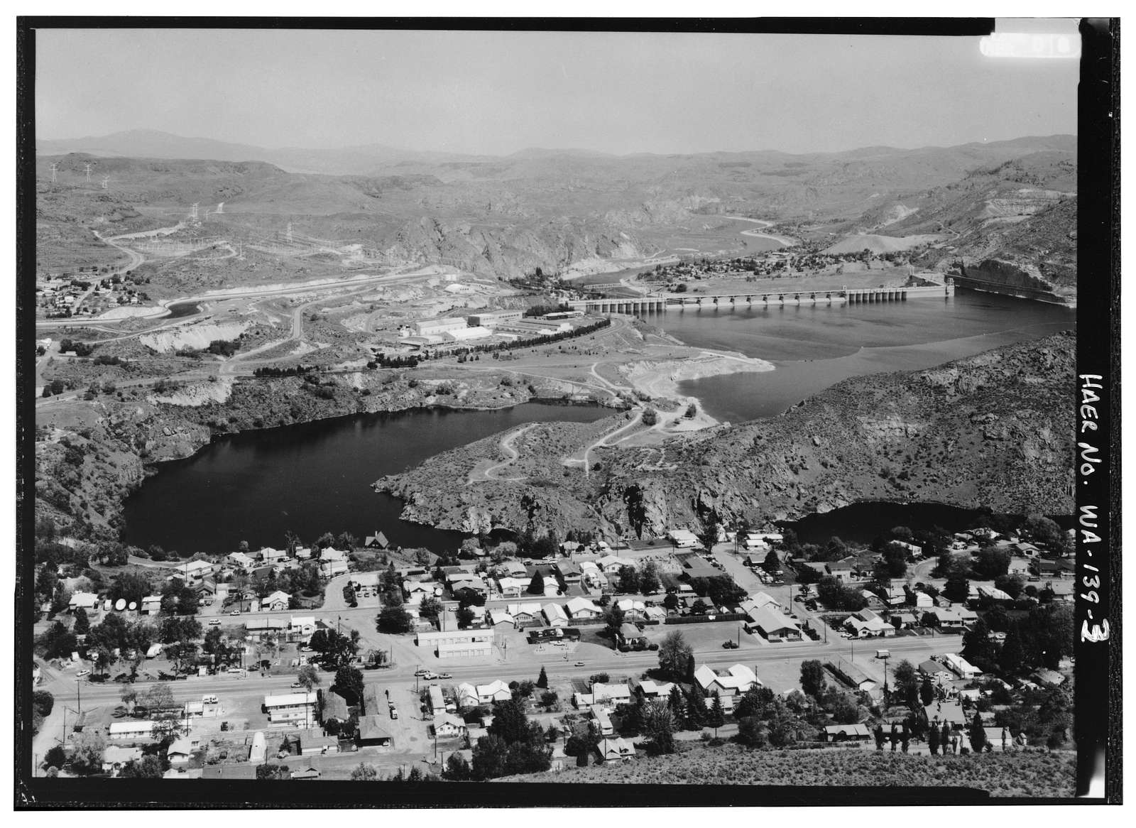 Columbia Basin Project, Grand Coulee, Grant County, WA