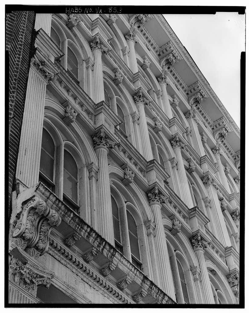 Donnan-Asher Iron Front Building, 1207-1211 East Main Street, Richmond, Independent City, VA