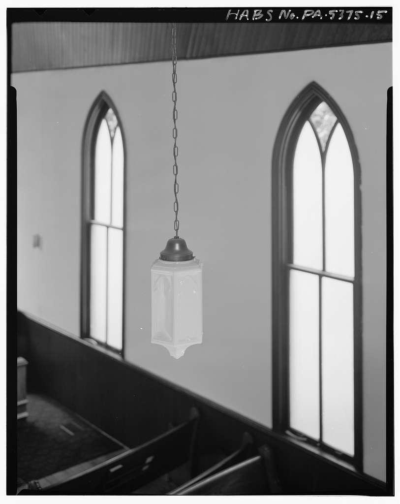 Ebenezer Methodist Episcopal Church, North side of I-70, immediately adjacent to Township Road 614, California, Washington County, PA