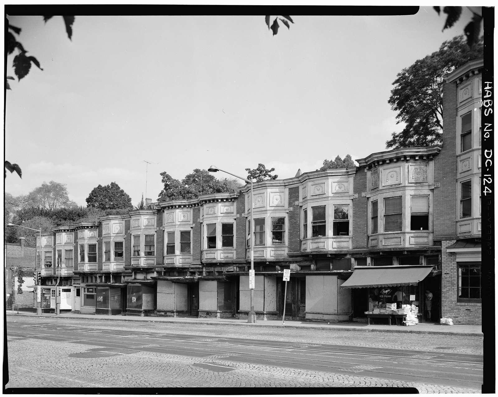 Eynon Building, 3407 M Street Northwest, Washington, District of Columbia, DC