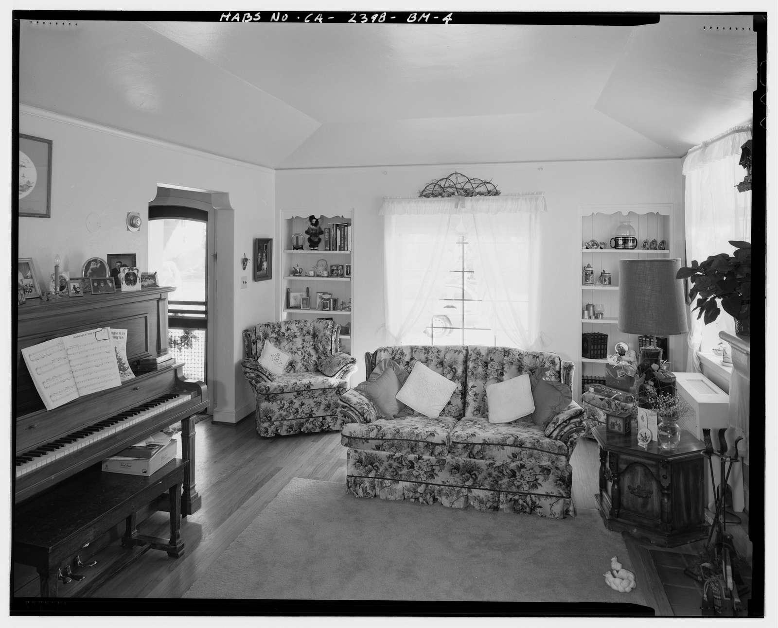 Hamilton Field, Company Officers' Quarters Type H1, Buena Vista, Novato, Marin County, CA