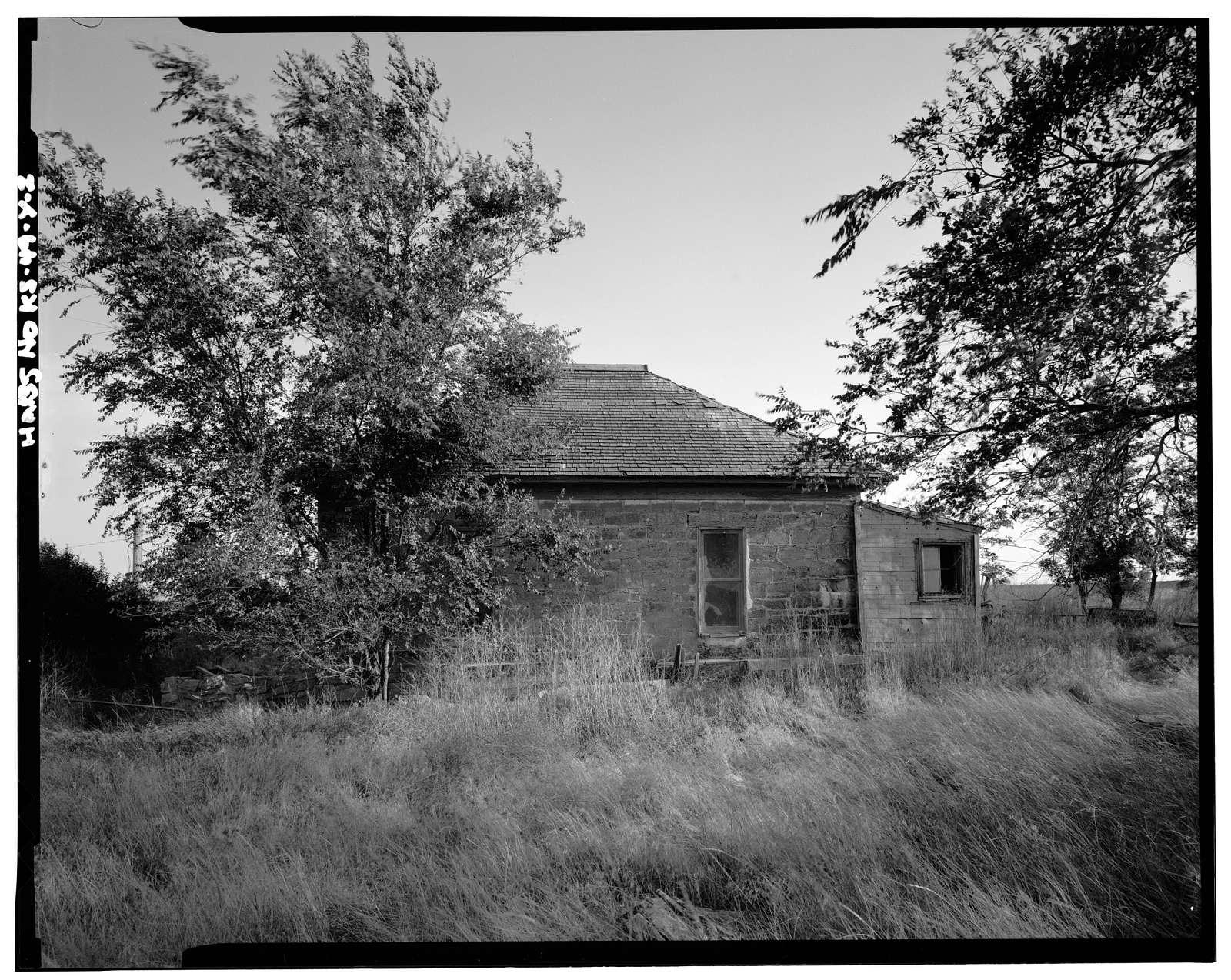 John Edwards House, Nicodemus, Graham County, KS