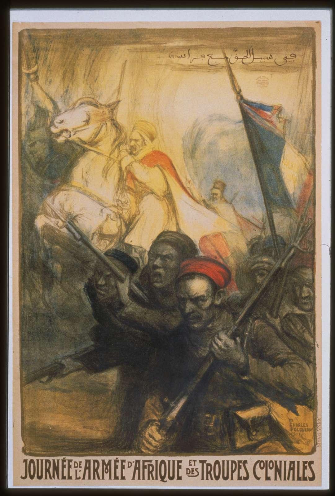 Journée de l'armée d'Afrique et des troupes coloniales