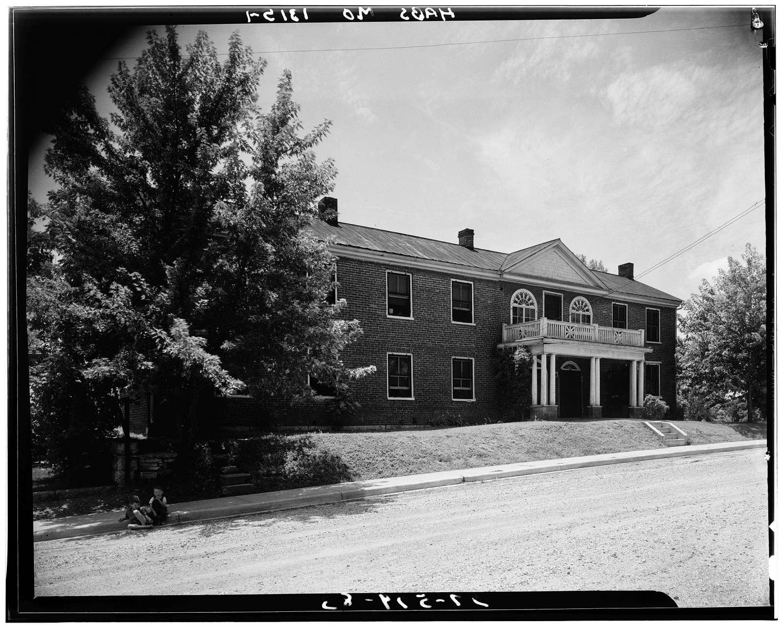 Kneibert House, Main & High Streets, Jackson, Cape Girardeau County, MO