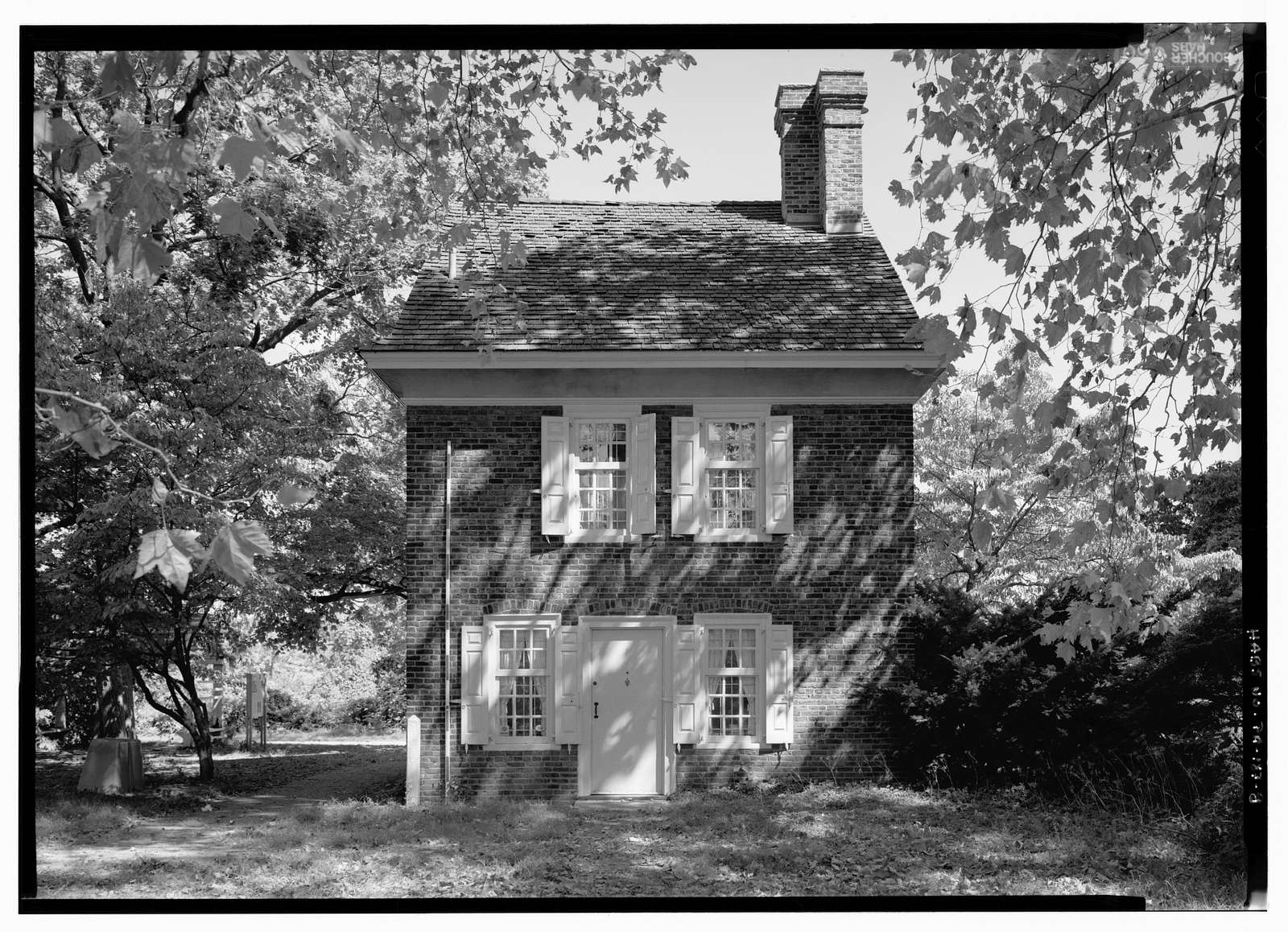 Letitia Street House, Lansdowne Drive, West Fairmount Park, Philadelphia, Philadelphia County, PA