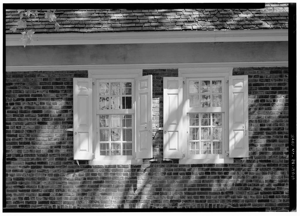 Letitia Street House, Lansdowne Drive, West Fairmount Park, Philadelphia, Philadelphia County, PA