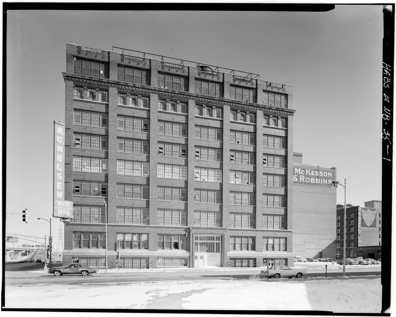 M. E. Smith Building, 201 South Tenth Street, Omaha, Douglas County, NE